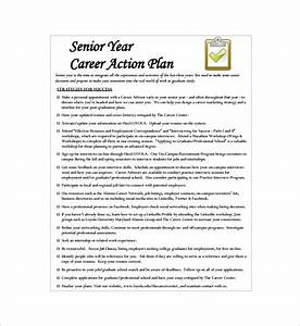 career action plan template 14 free sample example With how to write a career plan template