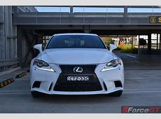 Lexus IS Review 2015 Lexus IS 350 F Sport