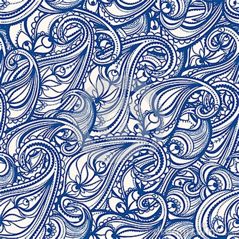 blue paisley royalty  stock image image