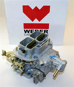 Weber 32  36 Dgv Carburetor New 32  36 Weber Carb Manual