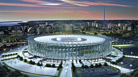 full hd wallpaper estadio nacional de brasilia aerial view