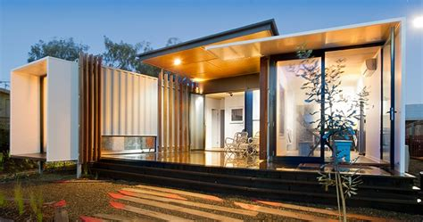 why is the shipping container homes becoming the global