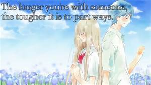 Anime Quotes About Friendship QuotesGram