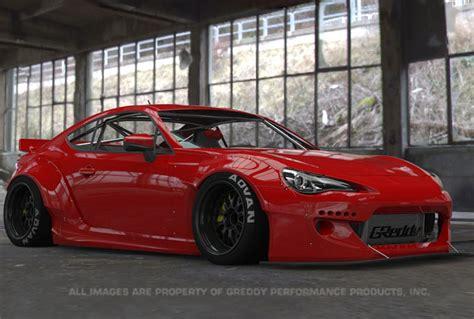 frs rocket bunny aerodynamics evasive motorsports