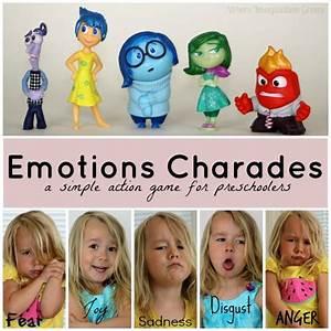 Emotions Charades: Teaching Emotions Through Play - Where ...