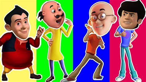 Wrong Head Funny Motu Patlu Gattu Battu Wrong Matching