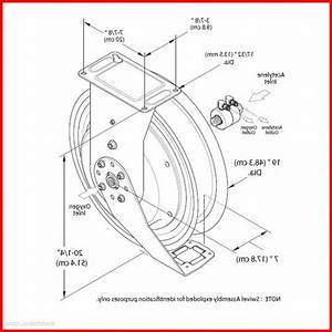 Lincoln Hose Reel 83753 Parts List