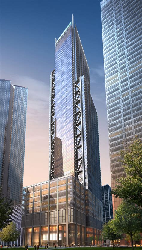 3 World Trade Center Designing Buildings Wiki