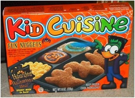 early cuisine tomt food in the late 90s or early 2000s some kid