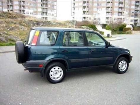 1997 Honda Crv by 1997 Honda Crv 4wd 5995 Malibu Motors