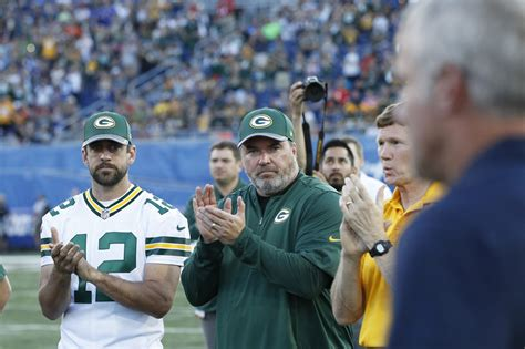 Brett Favre To Aaron Rodgers Surprised Only One Title For