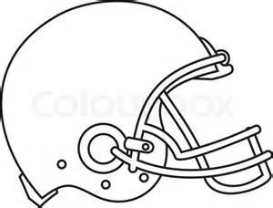 Free Notre Dame Pumpkin Pattern by Line Drawing Illustration Of An American Football Helmet