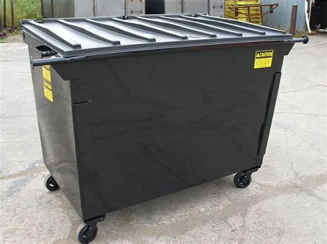Rear Load Containers For Waste Management