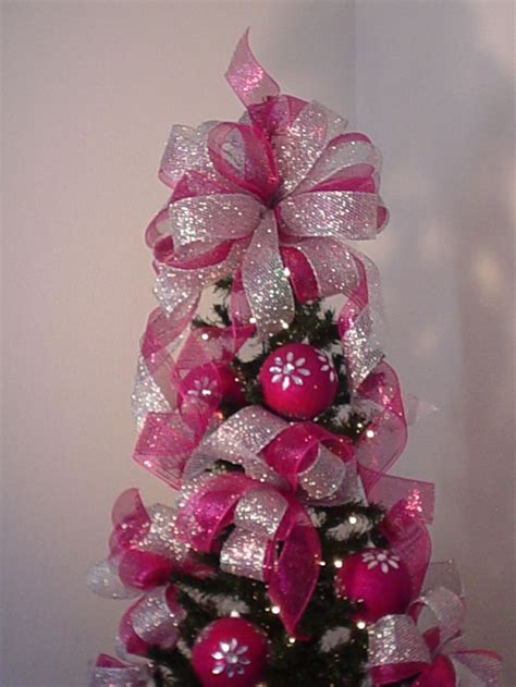 38 christmas tree decorations ideas with bows decoration
