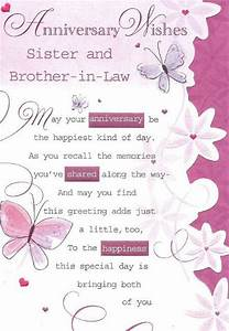 wedding anniversary wishes for a sister wedding With wedding cards messages for sister