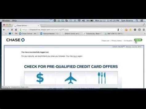 We did not find results for: awesome Hacking into my Chase Credit Card Account Without Using my Password   Credit card ...
