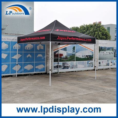 outdoor custom printed canopy tent  china manufacturer lpoutdoors