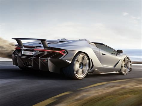 lamborghini centenario sold out lamborghini centenario roadster revealed