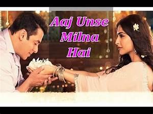 [Full-Download] Aaj-unse-milna-hai-song-prem-ratan-dhan ...