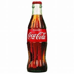 Classic Coca Cola Bottle Glass 24 x 330ml (GB)