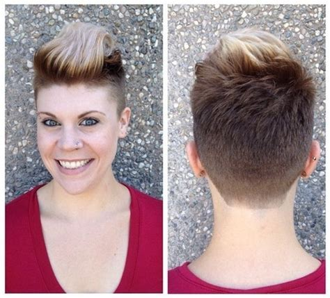 33 Cool Short Pixie Haircuts for 2018   Pretty Designs