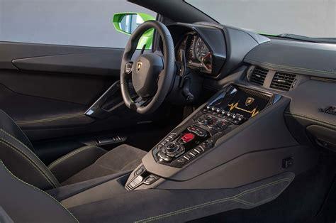 2018 Lamborghini Aventador S First Drive Review