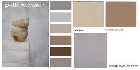 palette de couleur pour cuisine rénovation d 39 un salon salle à manger et cuisine sur