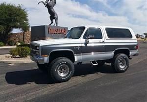 1986 Chevy Blazer K5  4x4   A  C Arizona Rust Free Blazer