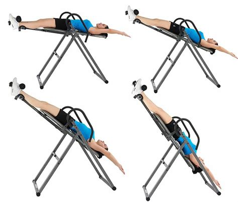 how does an inversion table work do inversion tables work what are the benefits