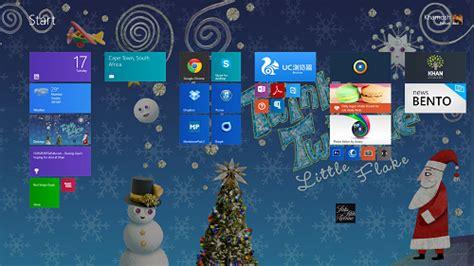 Christmas Themes For Windows 8.1/8