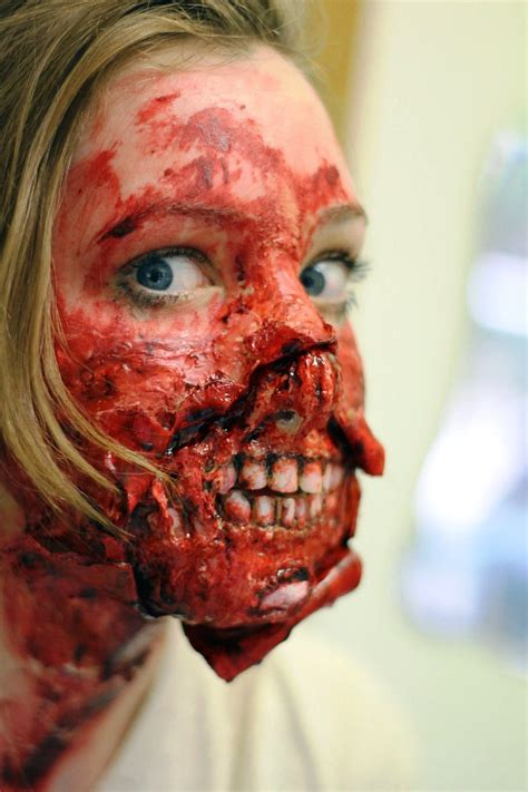 halloween mouth makeup ideas flawssy