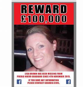 New appeal and £100,000 reward offered to find missing ...