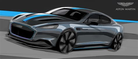 Aston 2020 Strategy by Aston Martin S Electric Car Confirmed For 2019 The