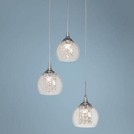 possini lighting possini encircled crystal 12