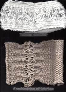 elizabeth emery different knit stitches swatches