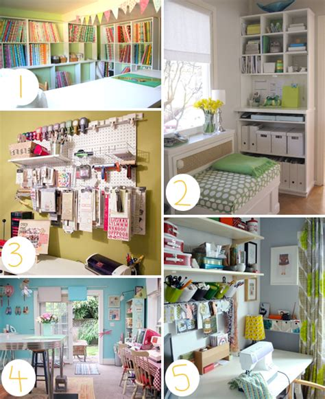 Crafy Indulgence What Does Your Craft Room Look Like?