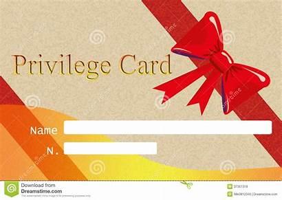Privilege Card Clipart Clipartpanda Illustration