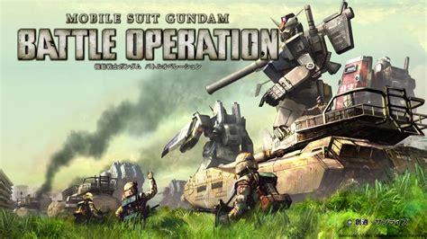 siege playstation mobile suit gundam battle operation gundam wiki