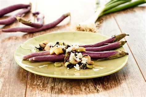 cuisine braun auberginen mit lauchzwiebeln und schafskäse cookionista