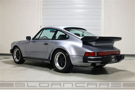 1984 Porsche 911 Turbo porsche 911 turbo 1984 review amazing pictures and