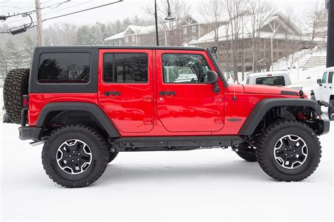 red jeep 2016 custom built 2016 jeep wrangler sport unlimited