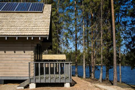 Dabas māja pie Palpiera ezera - VECLAICENE