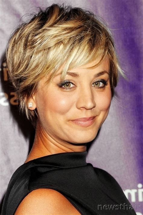 Summer hairstyles for Short Shaggy Hairstyles For Fine