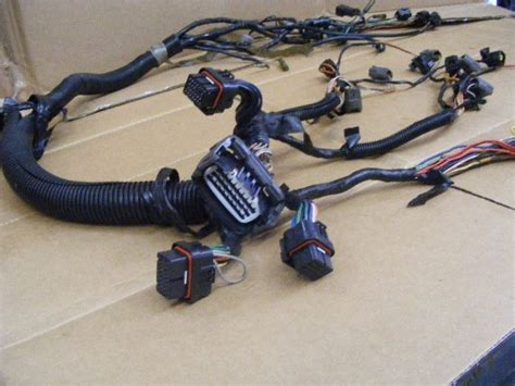 yamaha hpdi 150 175 200 hp wire wiring harness 68f 82590 00 00 outboard marine ebay