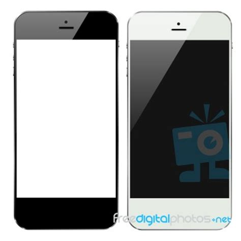 smartphone black and white smartphone black and white stock image royalty free