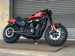 Custom Harley-Davidson XL 1200 Sportster® Roadster 2017 ...