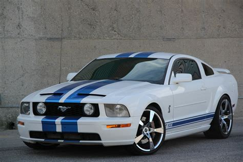 2005 ford mustang gt supercharged custom envision auto