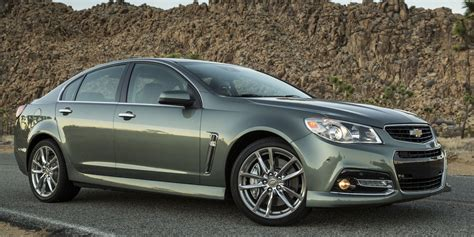 chevrolet ss chevy ss discontinued chevrolet ss stops production in 2017