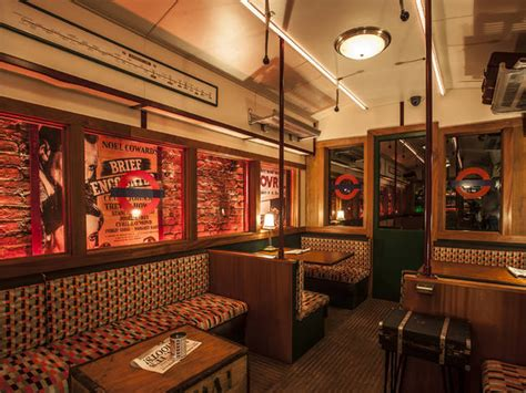 cahoots bars  pubs  soho london