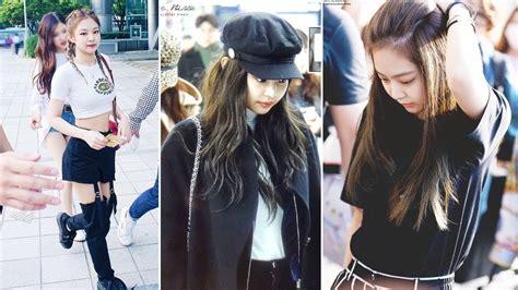 fashionista  blackpinks jennie lets copy  style channel